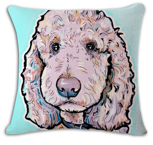 Ollie - 'Oodle Cushion Cover