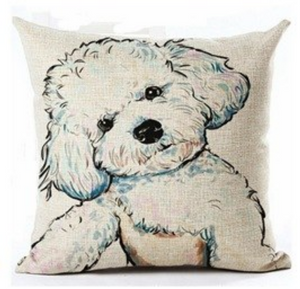 Eva - 'Oodle Cushion Cover