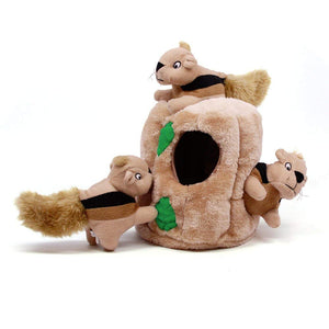 Outward Hound Hide-A-Squirrel Junior