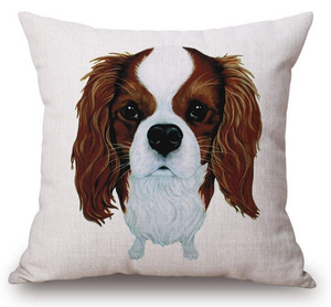 Elmo - Cavalier King Charles Cushion Cover