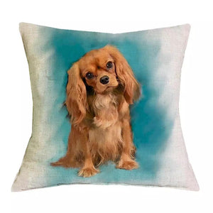 Lady Annie - Cavalier King Charles Cushion Cover