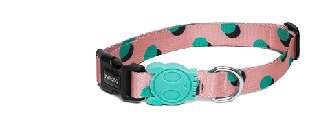 Zee.Dog Polka Collar