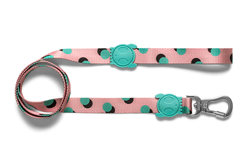 Zee.Dog Polka Leash