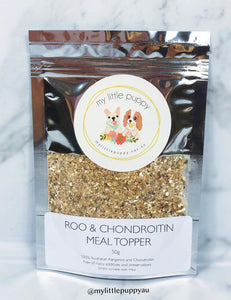 ROO & CHONDROITIN MEAL TOPPER