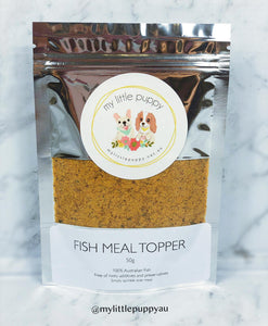 FISH MEAL TOPPER