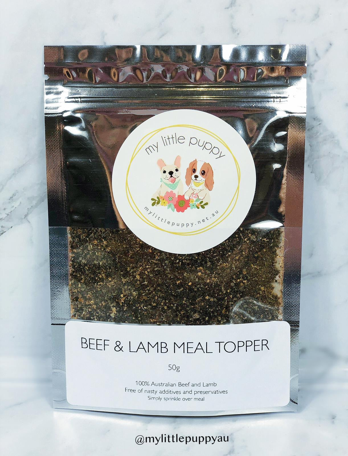 BEEF & LAMB MEAL TOPPER