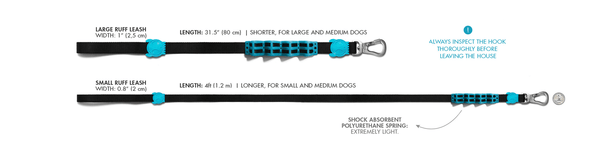Zee.Dog Bali RUFF™  Leash