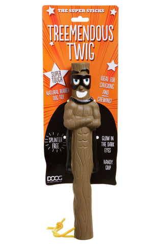 DOOG Super Stick Toy - Treemendous Twig