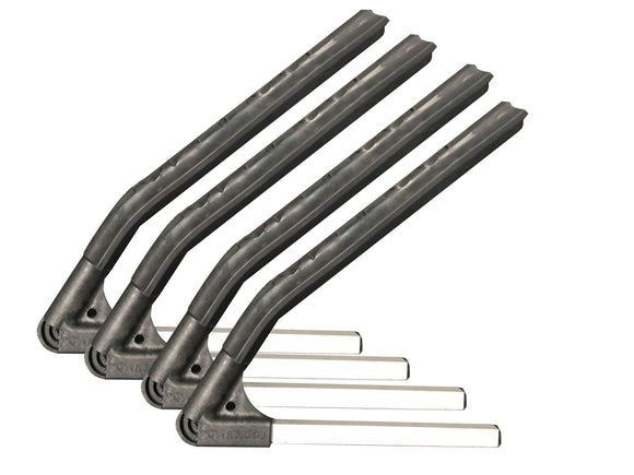 Long Arms Angled 4 Pack