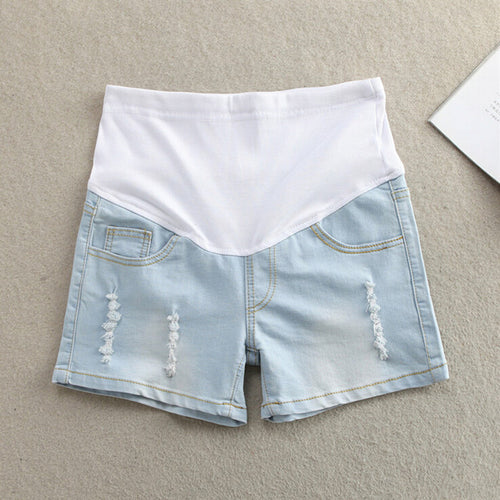 Bump Closet Summer Maternity Pants Fashion Maternity Shorts - Bump Closet Maternity Clothes