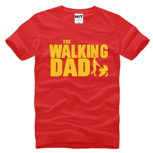 The Walking Dad Men's Funny T-Shirt Bump Closet - Bump Closet Maternity Clothes