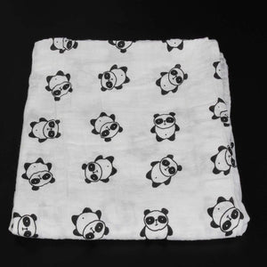 Bump Closet Superhero Newborn Muslin Swaddle - Bump Closet Maternity Clothes