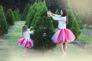 Bump Closet Mommy and Me Matching Tutu Set - Bump Closet Maternity Clothes