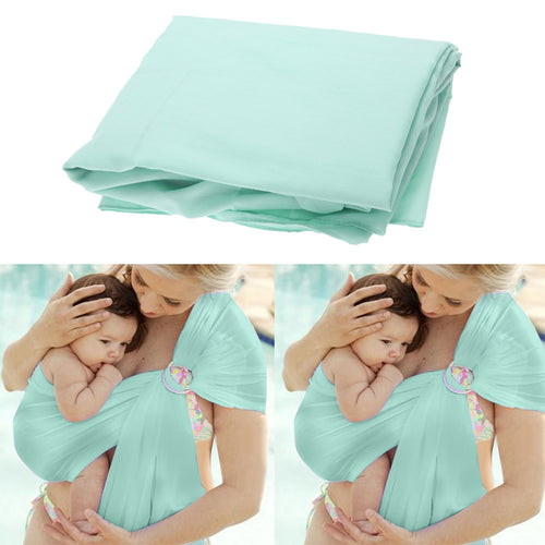 Bump Closet Quick Dry Water Ring Swing Slings Breathable Soft Wrap - Bump Closet Maternity Clothes