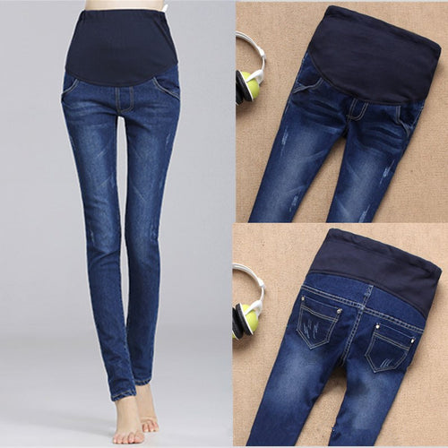 Bump closet dark wash Maternity Jeans - Bump Closet Maternity Clothes
