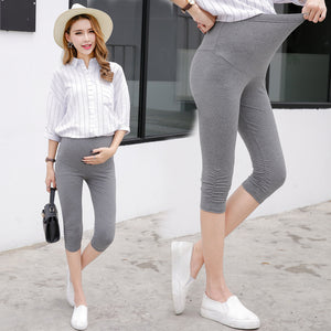 Bump Closet leggings ropa mujer solid cotton - Bump Closet Maternity Clothes