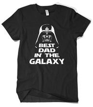 Men's Best Dad In The Galaxy T-Shirt - Bump Closet Maternity Clothes