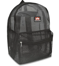 17 Inch Mesh Backpack ($12.00/Ea-24/Case)