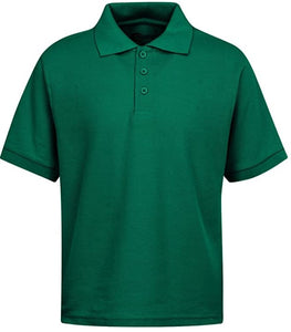 Mens Short Sleeve Polo: