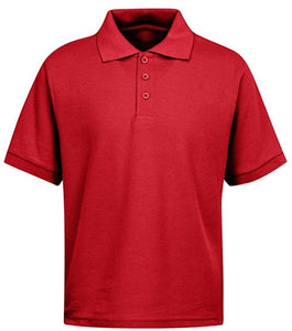 Youth Short Sleeve Polo: