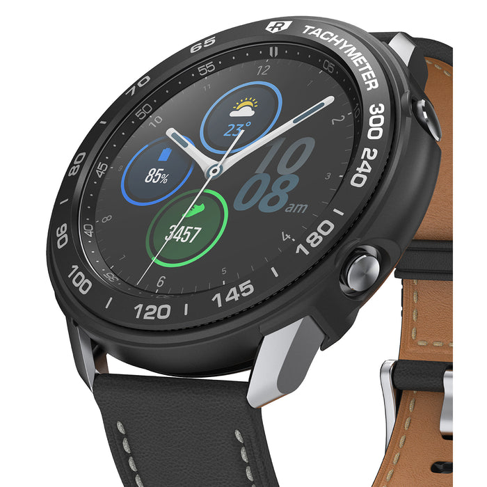 Combo Estuche Ringke Air Sports + Bezel Samsung Galaxy Watch 3 (45mm)