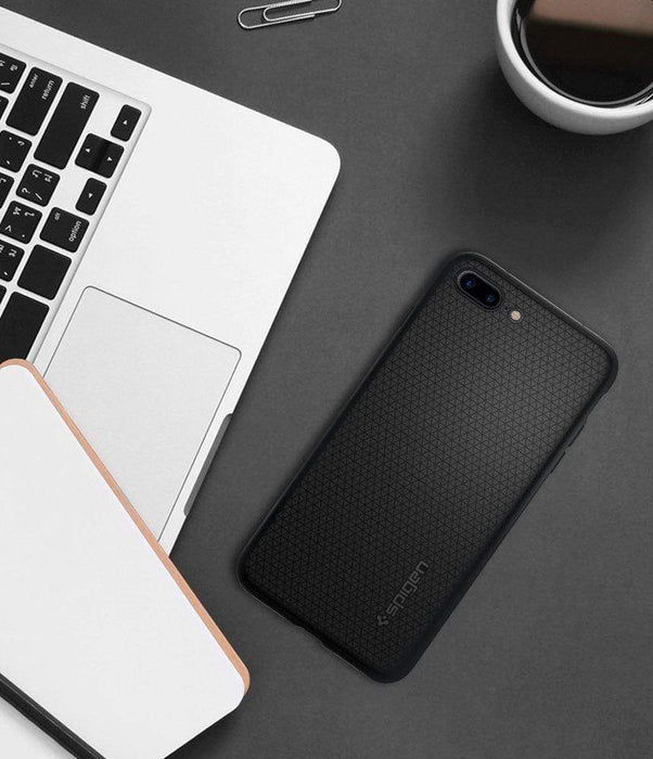 Estuche Spigen Liquid Air Apple iPhone 8 Plus / iPhone 7 Plus 043CS20525 Lanch Accesorios Originales