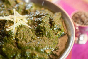Chicken Saag  - Medium/Hot (FROZEN) GF