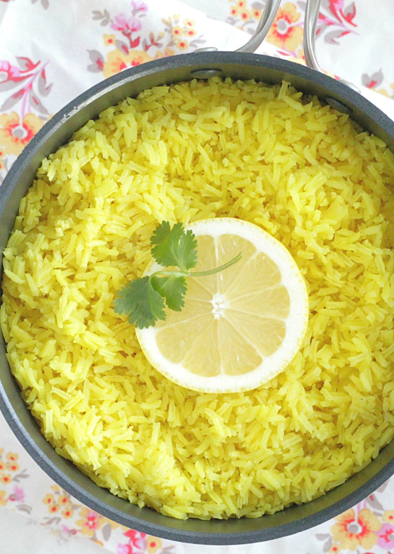 Lemon Rice - Large (Contains nuts) (FROZEN) VEGAN GF