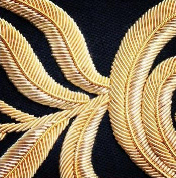 Beginners Goldwork Evening Class Week 3