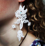DIY Make your own Gifts: Lace Jewellery Class