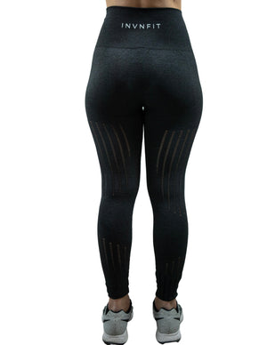Limitless Seamless Leggings-[Black Premium]