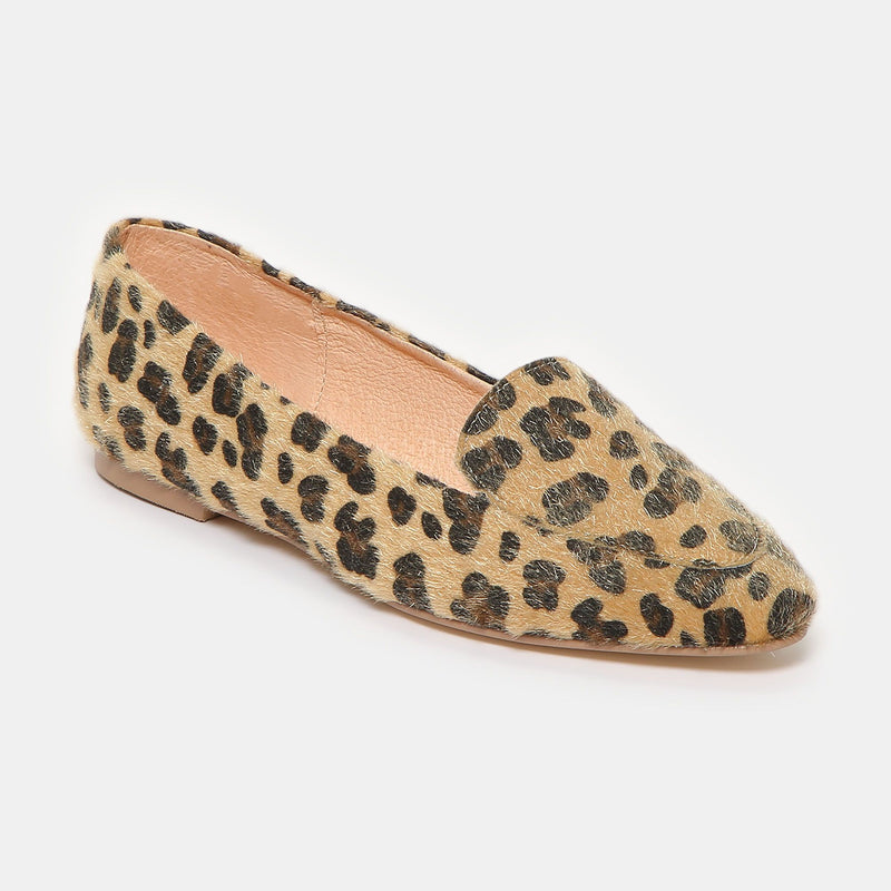 Slippers Lidia - leopardo