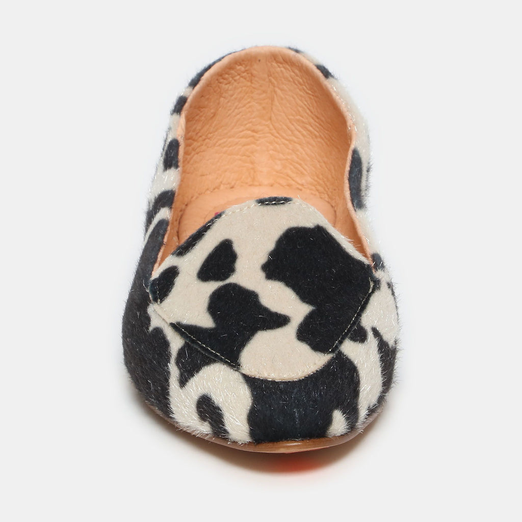Slippers - Lidia - vaca