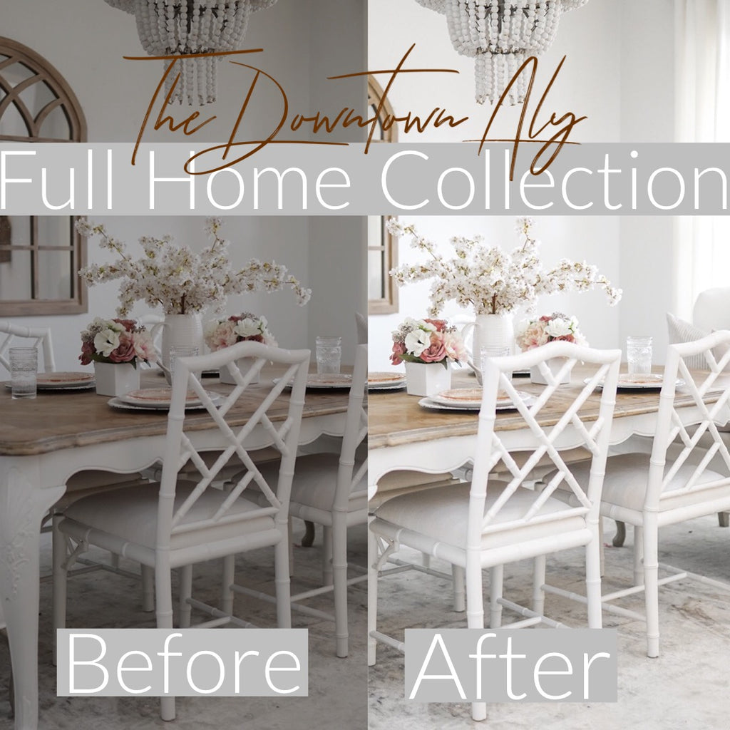Home Collection Lightroom Presets