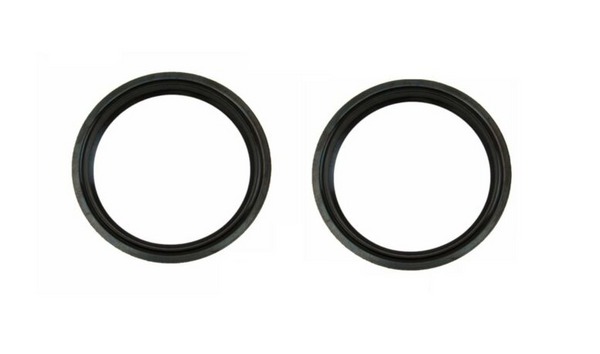 For BMW E39 SEAL Fuel Pump Level Sender x2 VAICO Gas Suction Device Ring Gasket