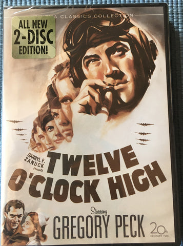 Twelve O'Clock High - DVD