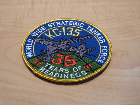 KC-135 35th Anniversary Patch