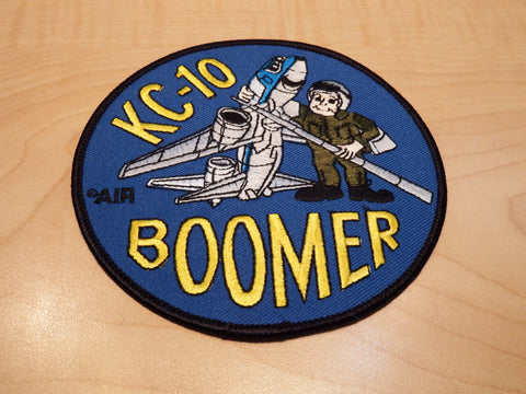 KC-10 Boomer Patch