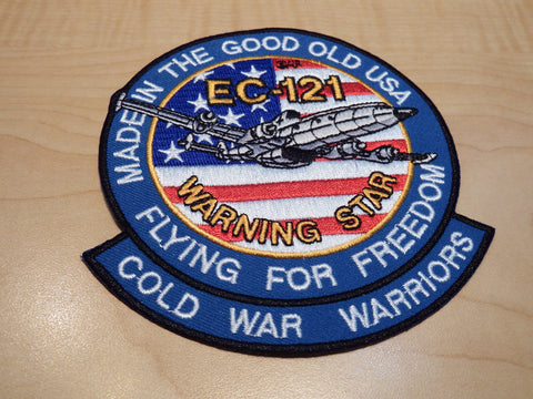 EC-121 Warning Star CWW Patch