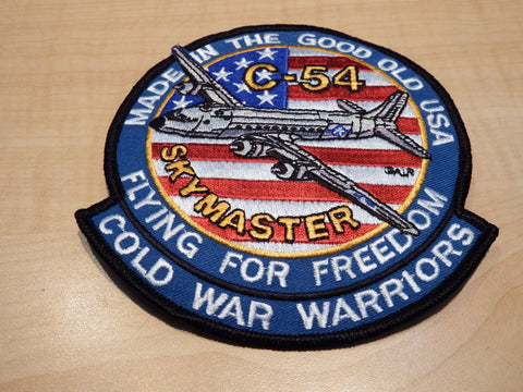 C-54 Skymaster Patch