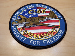 C-46 Commando Patch