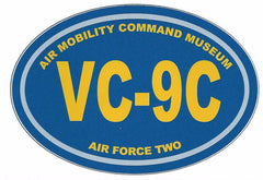 VC-9 EURO Decal