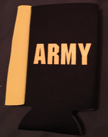 Army Can Cooler - Koozie