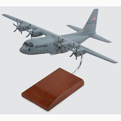 "C-130J Hercules Grey 1/100 scale 16"" x 12"""