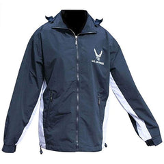 AF Jacket Reversible, Detachable Hood