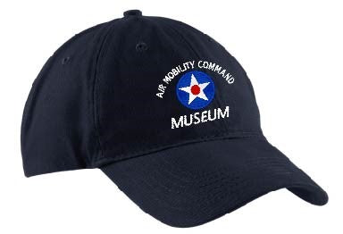 Air Mobility Command Museum Embroidered Hat   Cap