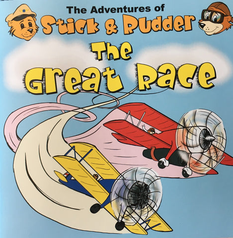 The Adventures of Stick & Rudder - The Great Race