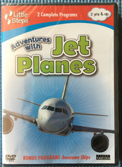 Adventures with Jet Planes - DVD