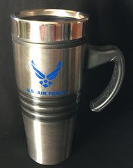 Air Force Stainless Travel Mug     Gifts