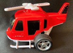 Bump N Go Helicopter Friction Powered Toy